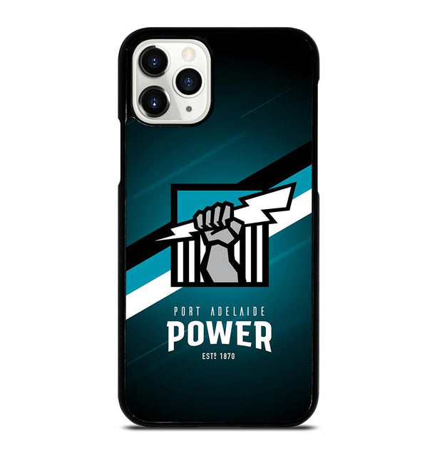 Port Adelaide Power iPhone 11 Pro Case