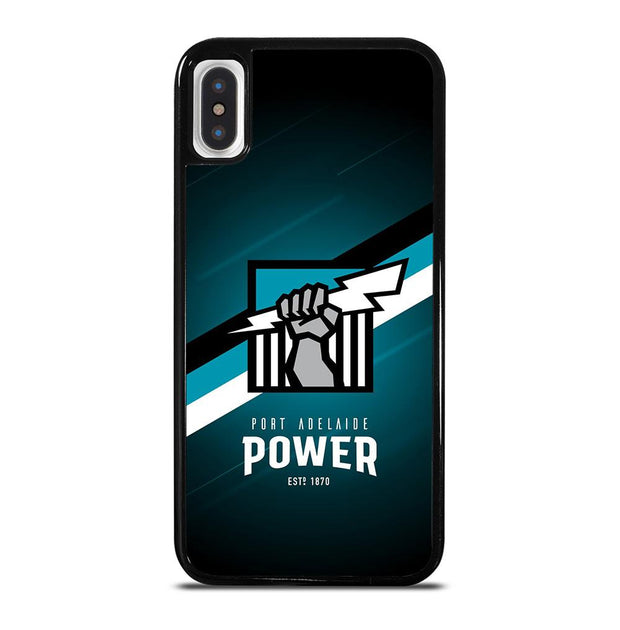Port Adelaide Power iPhone X / XS Case Cover