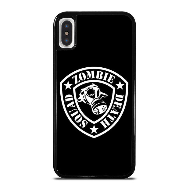 Zombie Death Squad iPhone X / XS Case Cover