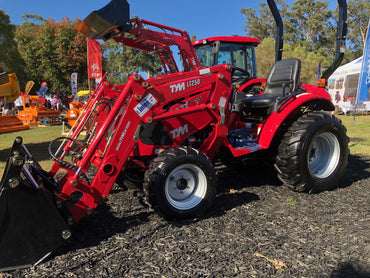 TYM T273, 27hp Tractor with Front end Loader