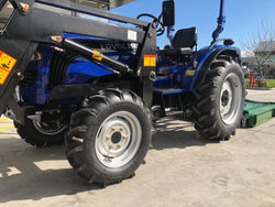 LOVOL M354, 35hp Rop's Tractor with 4in1 Front end Loader