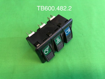 TB600.482.2 Lovol Light Rocker Switch