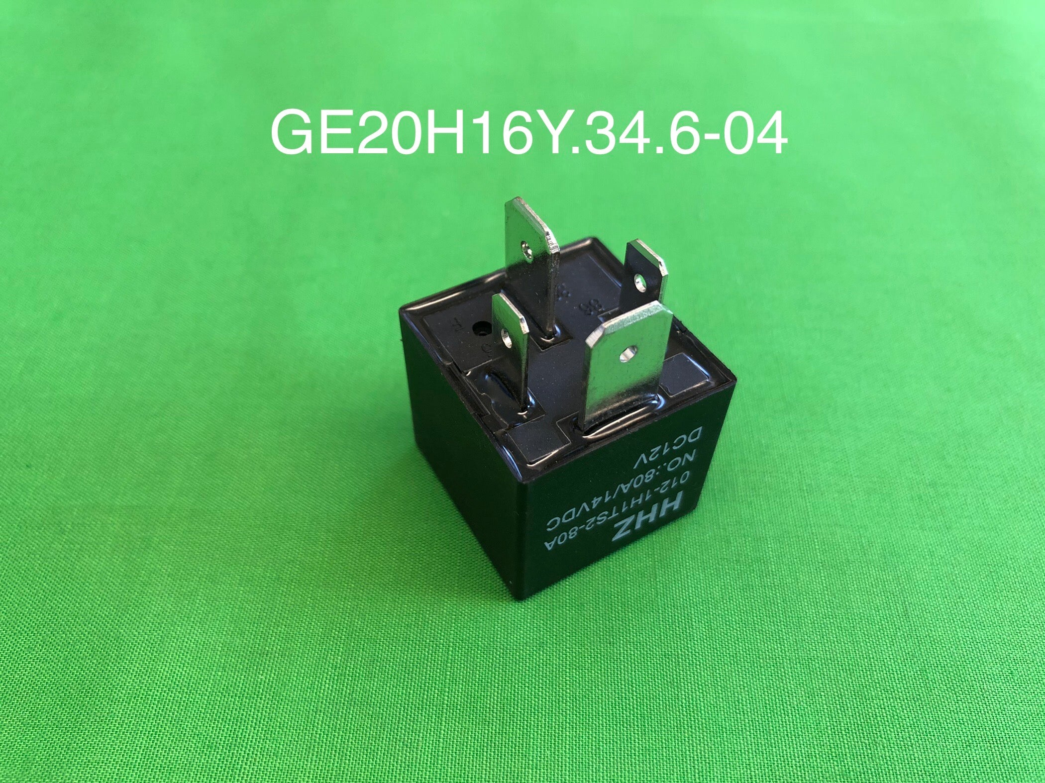 GE20H16Y.34.6-04 Lovol Main Power Relay