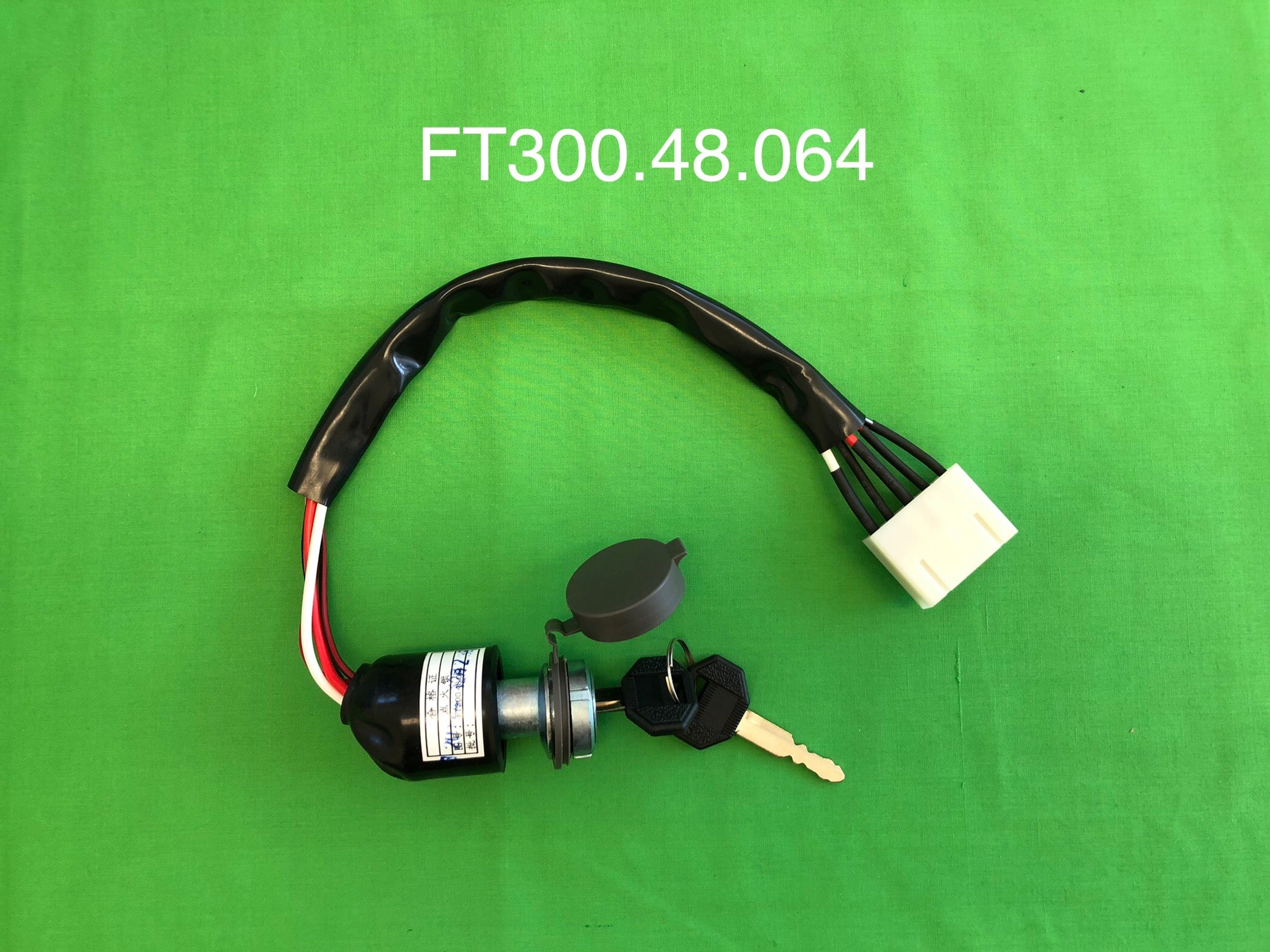 FT300.48.064 Ignition Lock