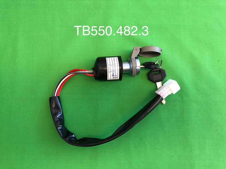 TB550.482.3 Ignition Lock