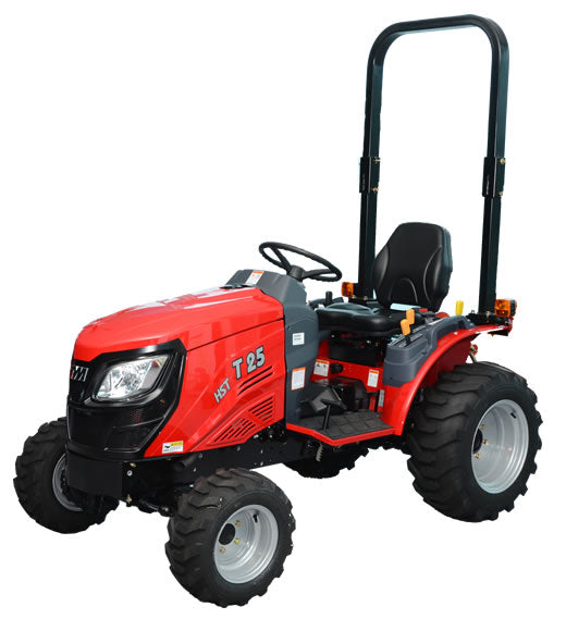 TYM TS25, 25hp Tractor with Front End Loader