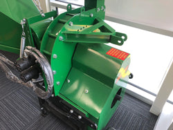 PTO Drive Wood Chipper