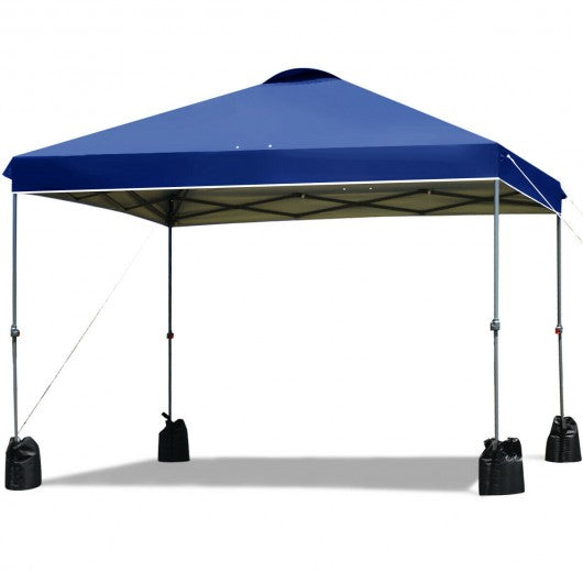 10x10 Pop Up Canopy Tent Easy Pop Up Shelter Shade
