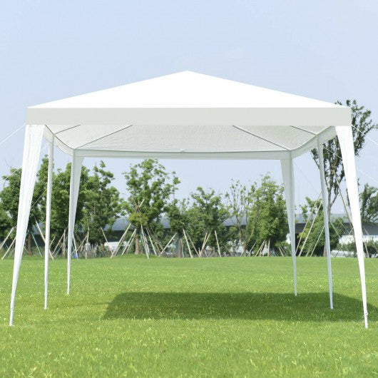 10 x 20 Feet Outdoor Gazebo Waterproof Tent Canopy For Party Family Events