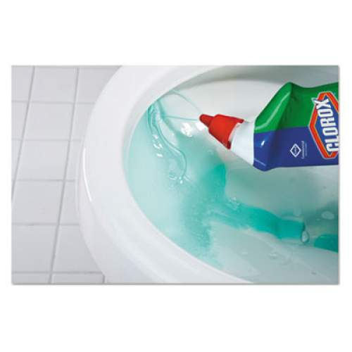Clorox Toilet Bowl Cleaner With Bleach 12 Pack