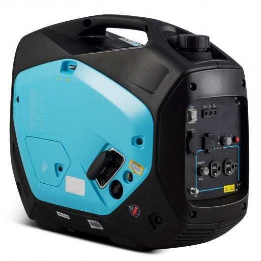 Portable Power Generator 2000W Quiet Operation For Camping And Home Use