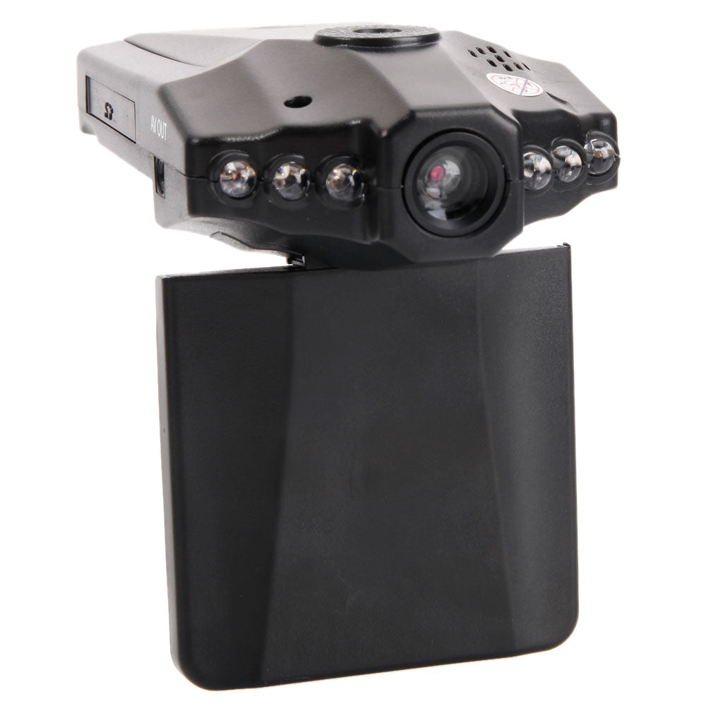 KingCam™ Dash Camera Car Dash Cam With Night Vision And Motion Detection