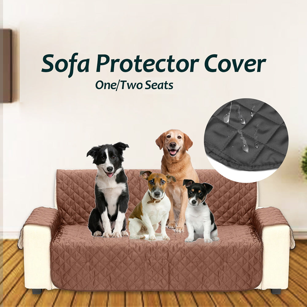 CoverFur™ Couch Covers For Dogs Pet Couch Cover Sofa And Couch Protector For Pets