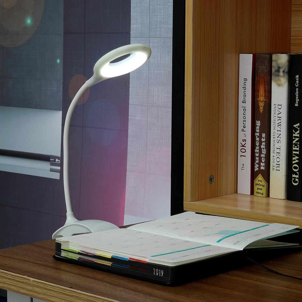 XCLLamp™ Table Lamp With USB Port USB Table Lamp Desk Lamp With USB Port USB Desk Lamp