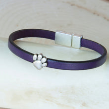 Load image into Gallery viewer, Paw Charm Bracelets (5MM)