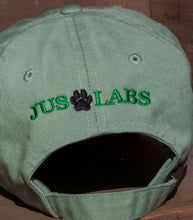 Load image into Gallery viewer, Sage Embroidered Labrador Hats