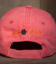 Load image into Gallery viewer, Coral Embroidered Labrador Hats