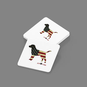 USA Labrador - Set of 4