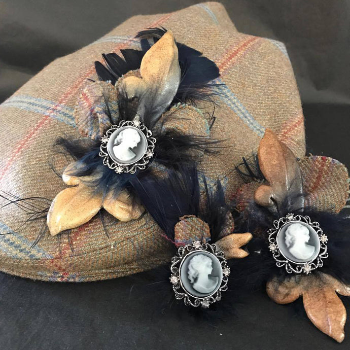 Mix and Match Hat Trims