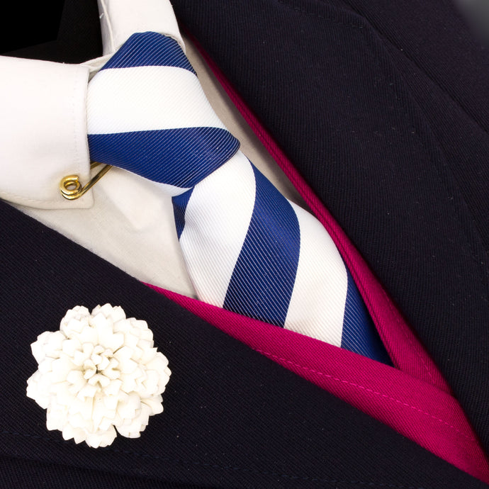 Attention to detail is everything, starting with your tie
