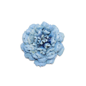 Baby Blue Carnation Lapel