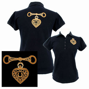 Heart Locket Polo