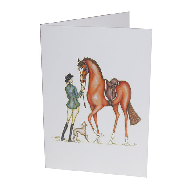Prudence Greeting Card