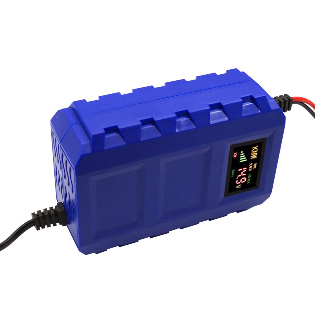 12V 10A Portable Smart Battery Charger