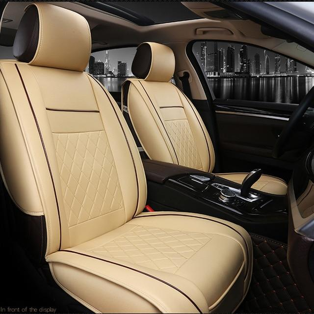 Leather Universal Car Seat Covers