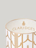 Claridge's Art Deco Mugs - Set of Four