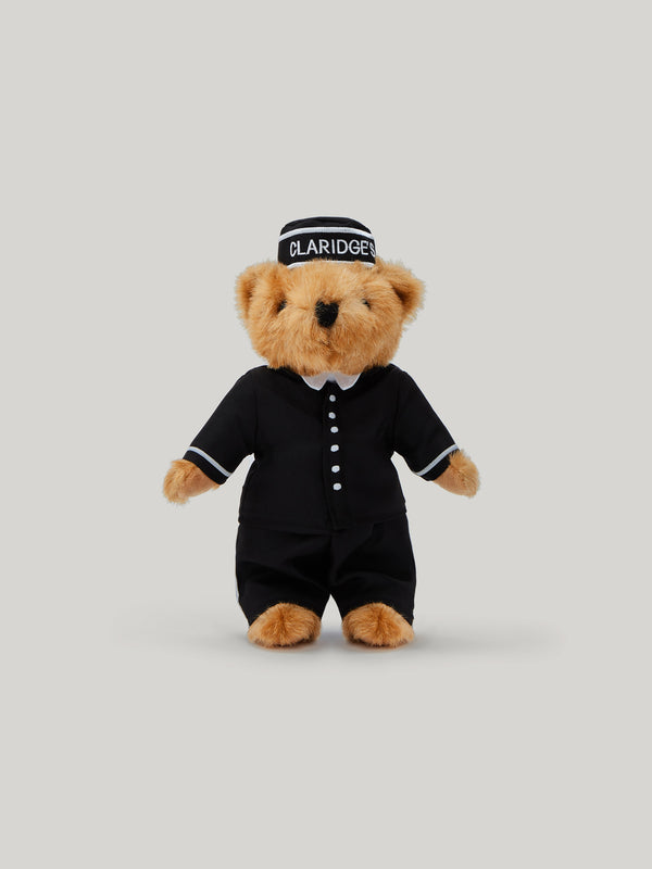 Claridge's Bell Boy Teddy Bear