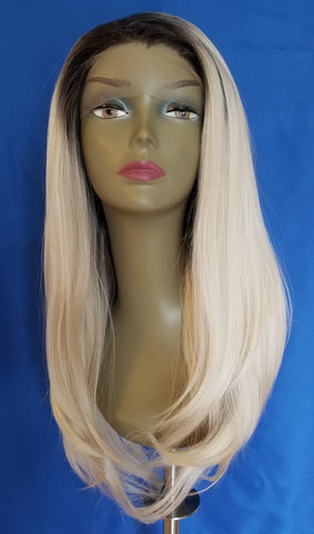 "18"" Synthetic Lace Front Wig"