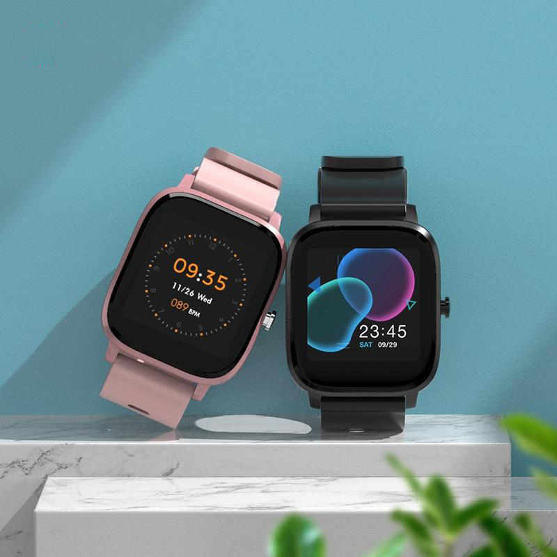 "Fitness Smartwatch ""Ciro"" - Diverse Features - GYMAHOLICS"