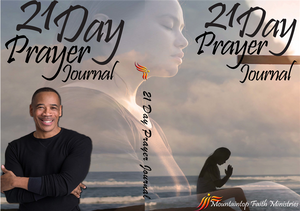 21 Day Prayer Journal