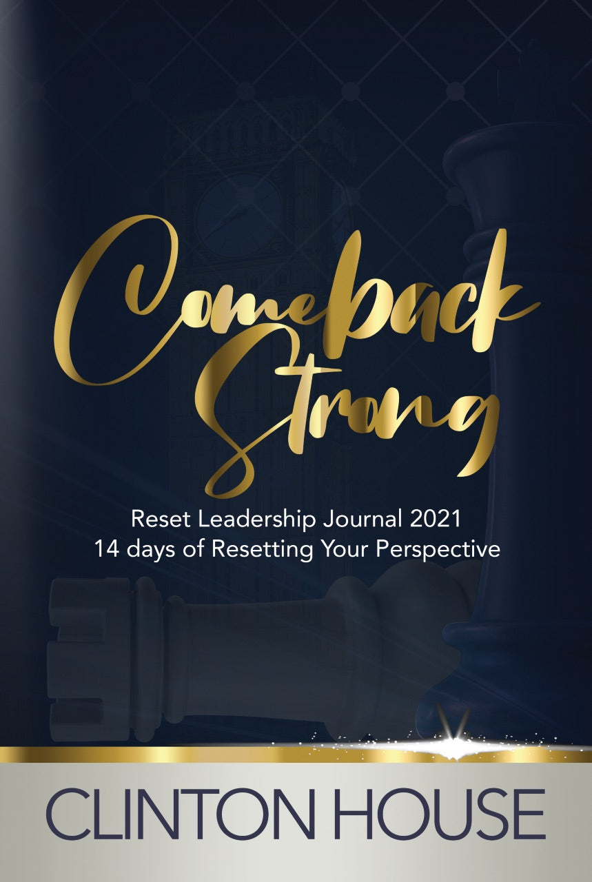 Comeback Strong | 14 Days of Resetting Your Perspective