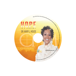 "06/14/2020 "" Hope In A Pandemic ""  9:00AM DVD"