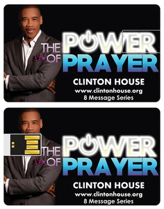 The Power Of Prayer Series (USB Series) - 8 Messages