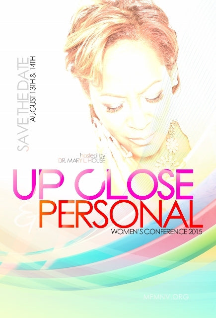 Up Close & Personal 2015 Conference DVD