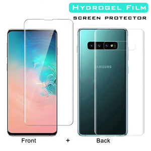 Full Cover Hydrogel Film For Samsung