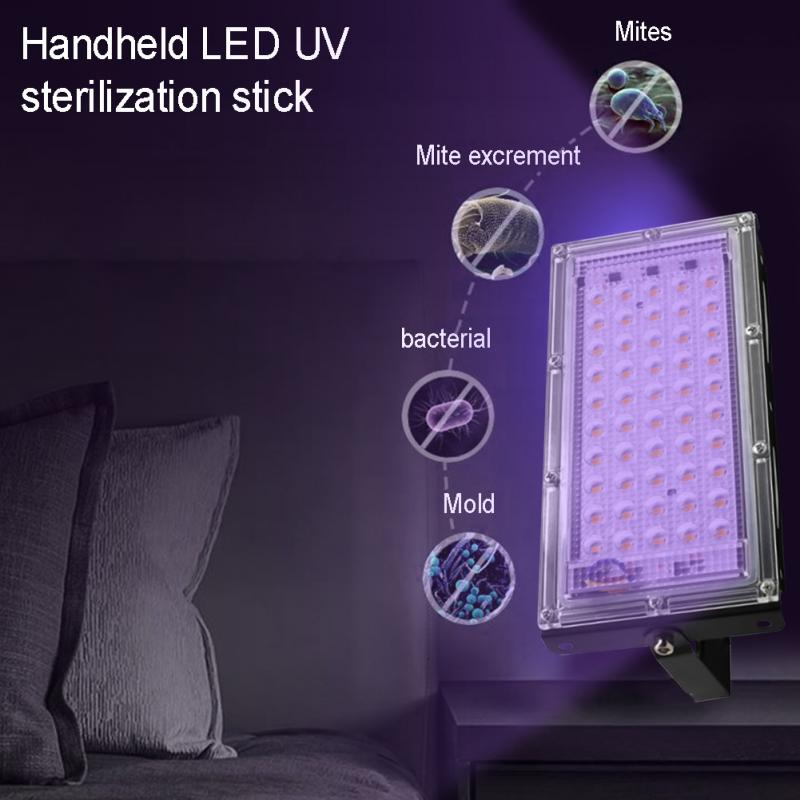 50W Ultraviolet Germicidal Disinfection Sterilization Light