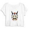 Crop top - Masque Oni