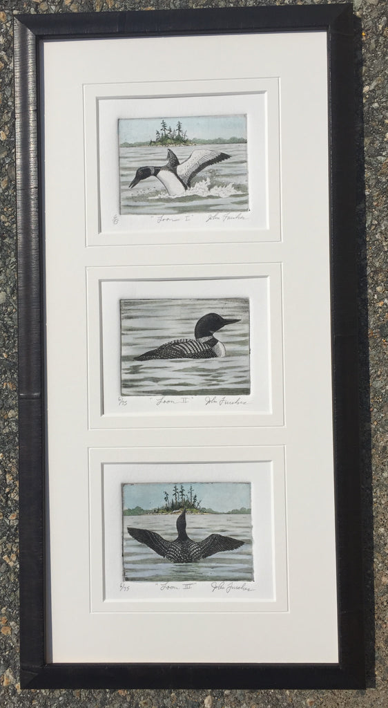 3 Loon Vertical