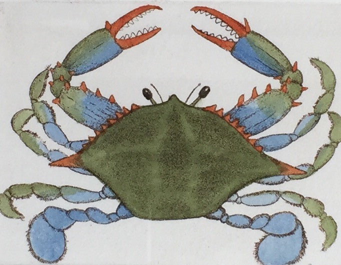 Blue Crab IV