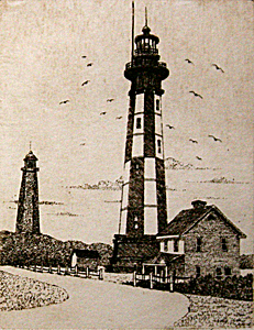 Cape Henry Light