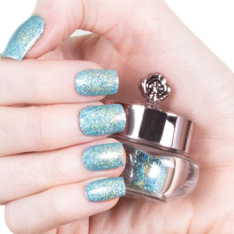 Turquoise - Holographic