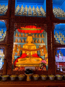 Tibetan Buddhist Art & Architecture in Dharmshala, Himachal Pradesh , India