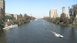 Egypt 001 Egypt Stock Footage: Cairo and the Nile