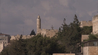 JJ_044 - Jewish sites in Jerusalem: Tower of David