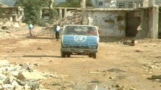 MG_049 Israel military footage: Gaza stock footage - Life in a Palestinian refugee camp in Gaza, 2002