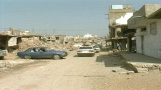 MG_050 Israel military footage: Gaza stock footage - Life in a Palestinian refugee camp in Gaza, 2002
